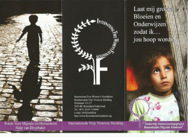 Kinderproject Diyarbakir